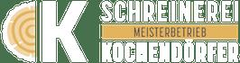 Schreinerei Kochendörfer Logo